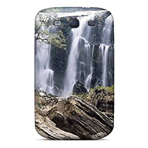 New Arrival Cover Case With Nice Design For Galaxy S3- Wonderfall Cascading Falls