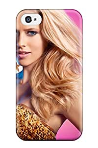 Special CaseyKBrown Skin Case Cover For Iphone 4/4s, Popular Teresa Palmer In Take Me Home Tonight Phone Case