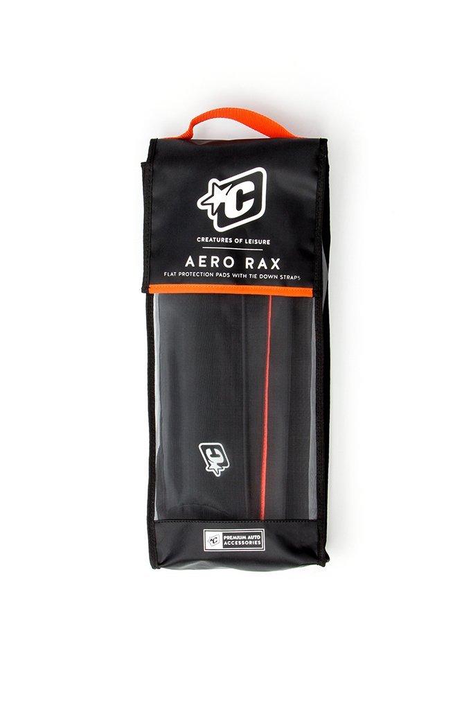 Creatures of Leisure Aero Silicon Rax Black Orange | Auto Surf Accessories