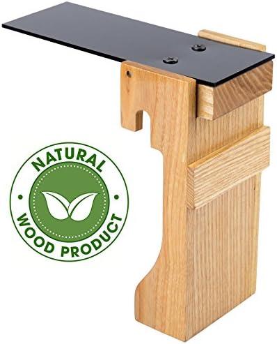 FABUTA Walk The Plank Trampa para ratones de madera de roble ...