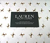 Lauren 4 Piece Queen Size Sheet Set Beagle Dogs 100% Cotton