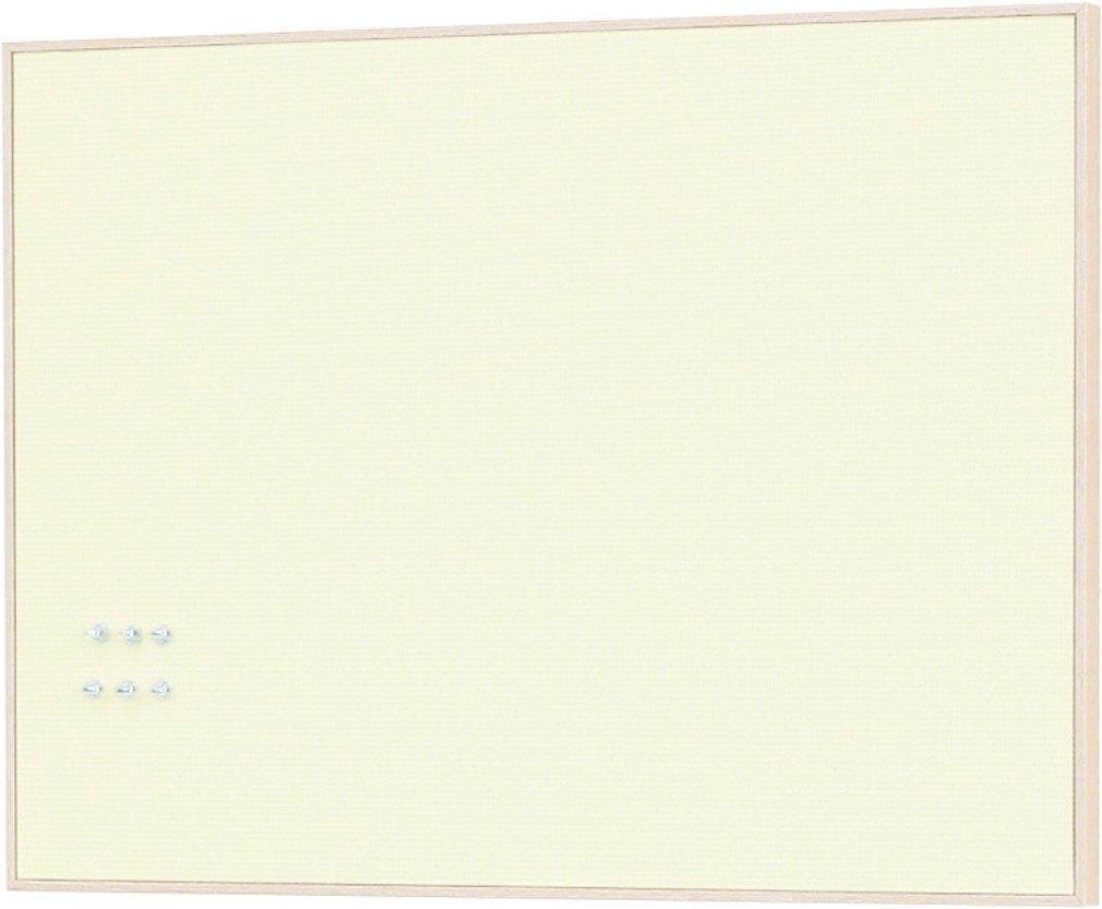 ベルク ファブリックマグネットボード 450×600 アイボリー MR4226 B071FB6KX9 450×600|アイボリー アイボリー 450×600