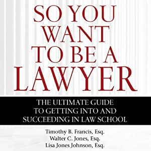 So You Want to Be a Lawyer Audiobook