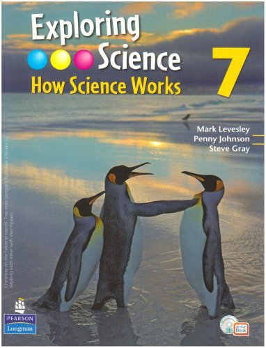 Exploring Science by Mark Levesley; Penny Johnson; Steve Gray (2008-08-02)