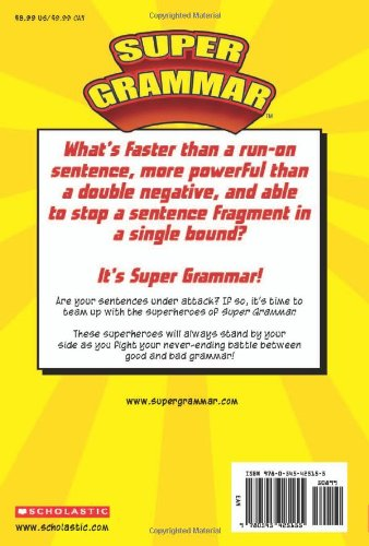 Super Grammar by Scholastic Reference
