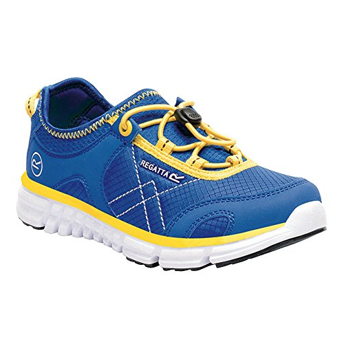 Zapato regata Niños Platipus II Oxford Blue / Sprng Yellow