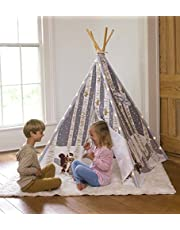 Winter Woodland 4-Pole Teepee