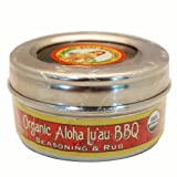 Organic Aloha Luau BBQ Seasoning & Rub (2 Pack)