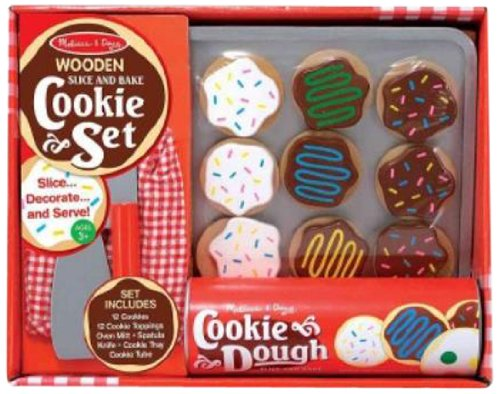 Bake Cookie Set (Slice and Bake Cookie Set)