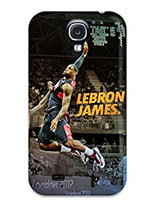 Pamela Sarich's Shop nba lebron james dunk basketball player NBA Sports & Colleges colorful Samsung Galaxy S4 cases 8842154K275753112