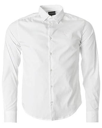 wholesale dealer 2e073 781dd Emporio Armani Camicia: Amazon.it: Abbigliamento