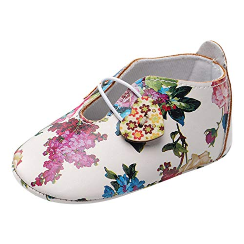 YKARITIANNA Newborn Baby Girls Boys Cartoon Shoes Sandals First Walkers Soft Sole Shoes 2019 Summer ()