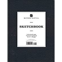Large Sketchbook (Kivar, Black)