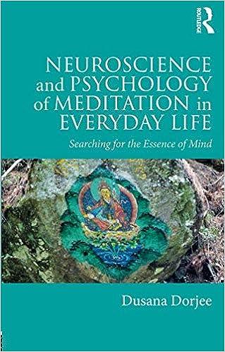 Neuroscientists Illuminate Role Of >> Amazon Com Neuroscience And Psychology Of Meditation In Everyday