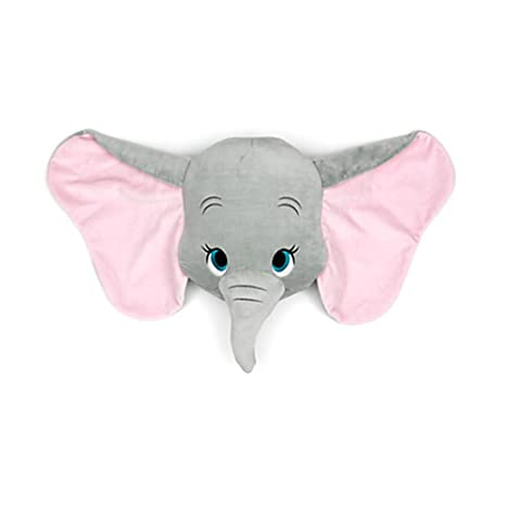 Disney Oficial Dumbo 47cm Cara Grande Cojín Peluche Suave