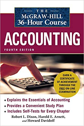 mcgraw hill final exams on accounting principles