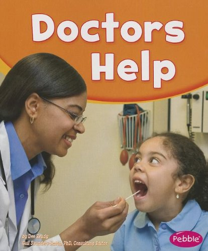 Doctors Help Our Community Helpers product image