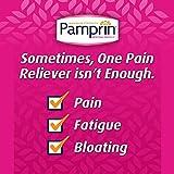 Pamprin Maximum Strength Max Menstrual Pain Relief