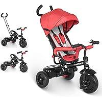 besrey Triciclo evolutivo 4 en 1 triciclos bebé