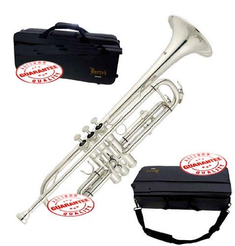 Bartok Intermediate Bb Trumpet Silver, ROS1145S