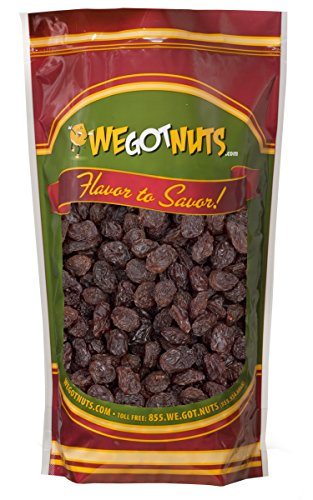 - Dark California Raisins - Bulk - 5 Pounds - We Got Nuts