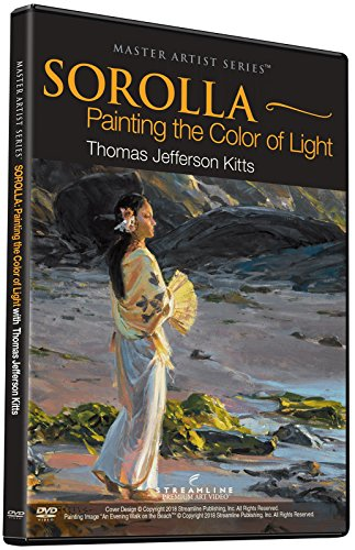 Thomas Jefferson Kitts: SOROLLA-Painting The Color Of Light [dvd] (National Gallery Best Paintings)