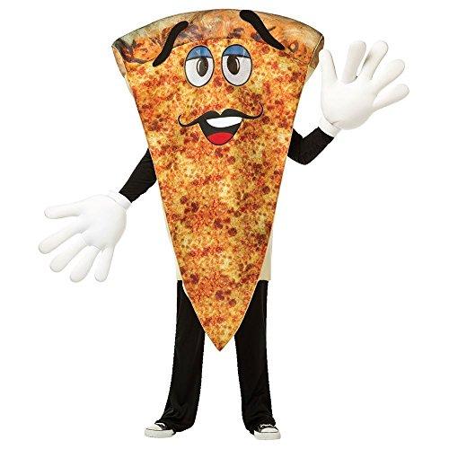 Rasta Imposta Pizza Mascot Costume