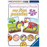 Ravensburger At the Farm - My First Puzzle