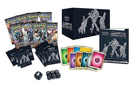 Caja de Entrenamiento de Cartas Pokémon 15079 TCG Sol y Luna