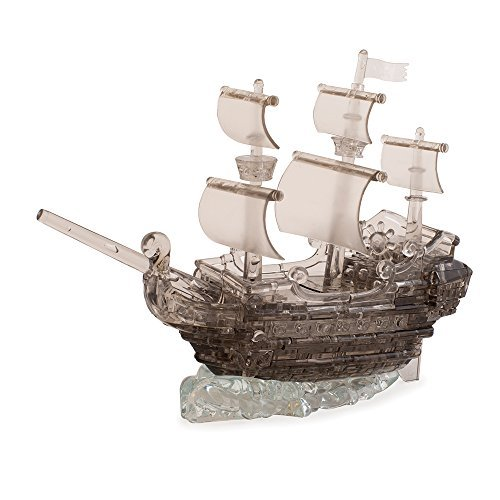 crystal puzzle pirate ship - 9