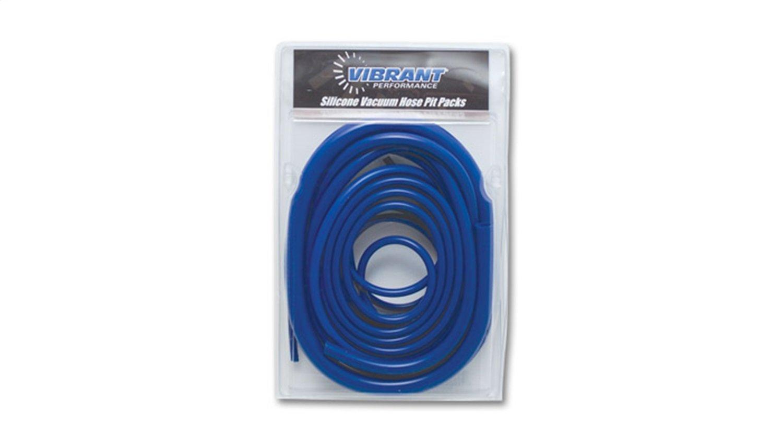 Vibrant 2104B Silicone Vacuum Hose Pit Kit Vibrant Performance