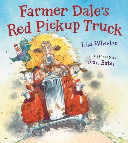 By Lisa Wheeler Farmer Dale's Red Pickup Truck board book (Brdbk) pdf epub