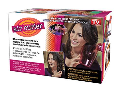 Air Curler, Soft Curl Hair Dryer Attachment