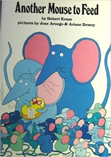 Book Another Mouse to Feed by Robert Kraus (1989-08-01)