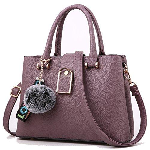 Purses and Handbags for Women Designer Shoulder Bags Ladies Tote Bags Top Handle Satchel Messenger Bags