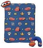 Best Disney Pixar Travel Pillow For Kids - Jay Franco Disney/Pixar Cars 3 Piece Plush Kids Review