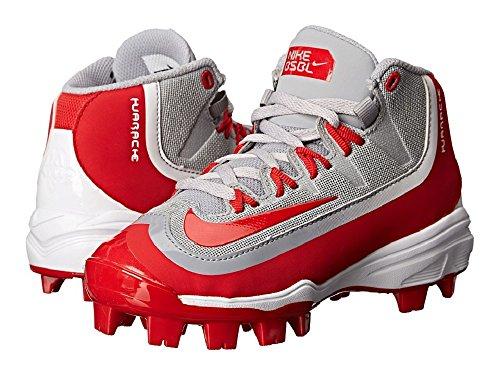 Nike Boys Huarache 2kfilth Pro (gs) Baseball Cleat Grijs