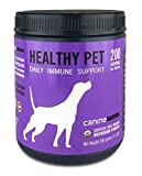 Canine Matrix Organic Mushroom Supplement for Dogs and Cats, Healthy Pet: Daily Immune Support, 200 servings, 7.1oz, 200 grams