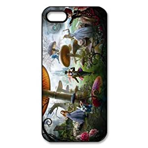 Customize Alice In Wonderland TPU Case for Apple IPhone 4 4s