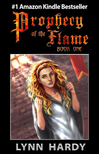 Book: Prophecy of the Flame by Lynn Hardy
