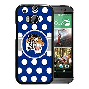 NCAA Tennessee State Tigers 2 Black Customize HTC ONE M8 Phone Cover Case
