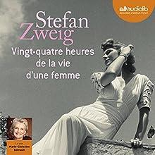 Vingt-quatre heures de la vie d'une femme | Livre audio Auteur(s) : Stefan Zweig Narrateur(s) : Marie-Christine Barrault