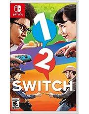 Nintendo 45496590444 1-2 Switch, Switch