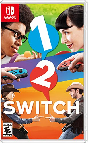 1-2 Switch - Nintendo Switch (Jump Ultimate Stars)