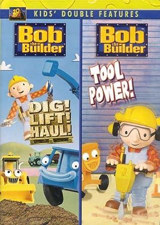 Amazoncom Bob The Builder Dig Lift Haul Tool Power Movies Tv