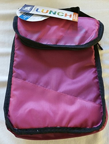 Arctic Zone Insulated Lunch Purple