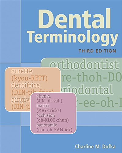 Dental Terminology by Cengage Learning