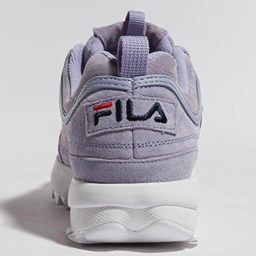 101030470Q Fila Disruptor Lavender S Sweet Deportivas Low Violet WN'S xTrATPgYwq