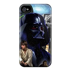UaL391xvJW Star Wars Fashion Tpu 4/4s Case Cover For Iphone
