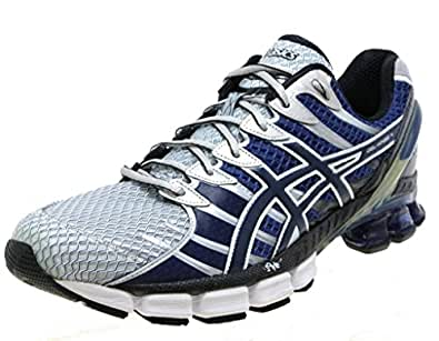 Amazon.com   ASICS Men's Kinsei 4 Running Shoes, Twilight